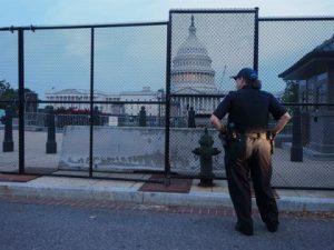 EEUU: Unos pocos cientos de manifestantes protestan Capitolio