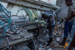 Haití instalará potabilizadores de agua en regiones dañó el sismo