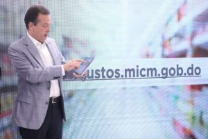 MICM presenta aplicación para comparar precios de alimentos