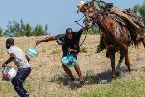 Califican de cacería humana trato de guardias fronterizos haitianos