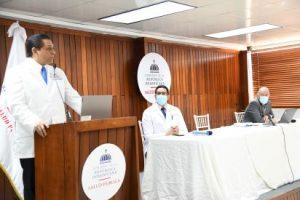 RD introduce medicamento Regen Cov para tratamiento la Covid-19