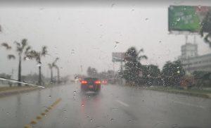 El COE aumenta a 17 provincias RD en alerta verde por las lluvias