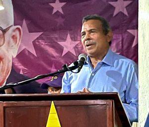 Radhamés Segura opina que el  Gobierno «se deteriora cada día»
