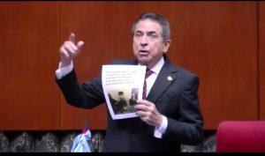 Senador responsabiliza director Policía de delincuencia en Peravia