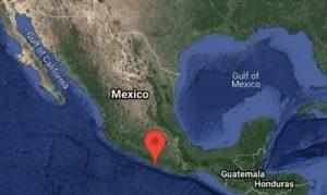 MEXICO: Terremoto de 7,1 sacude el  centro y sur; deja un muerto