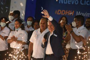 Antonio Taveras presenta primer informe de su gestión legislativa
