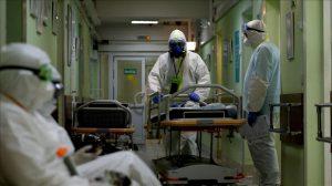 EU registra nivel más alto muertes diarias por COVID-19 desde marzo