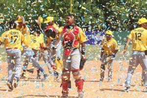 Mao se corona campeón de la Copa Nacional U12 de Béisbol