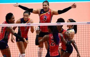 Rep. Dominicana gana Copa Panamericana voleibol femenino