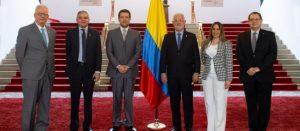COLOMBIA: Rector Instituto de  Formación Diplomática RD dicta conferencia