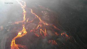 ESPAÑA: Volcán sacude La Palma con 60 terremotos en una noche
