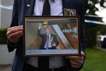 LONDRES: La Policía identifica a hombre asesinó diputado Amess