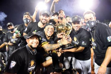 Las Águilas buscarán revalidar el título de campeones beisbol RD