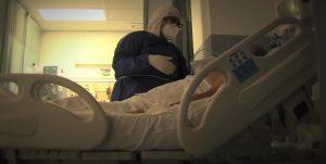 Mayoría hospitalizados por covid en R. Dom. no se había vacunado