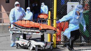 Más de 700.000 estadounidenses han muerto por COVID-19