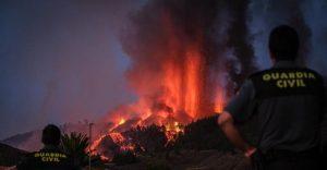 Volcán Cumbre Vieja: 3 semanas de angustia y fuego en La Palma