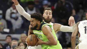 Chris Duarte lideró a los Pacers; Towns brilla a la ofensiva en NBA