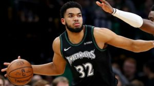 NBA: Towns anota 30 con 10 rebotes y los T-Wolves triunfan