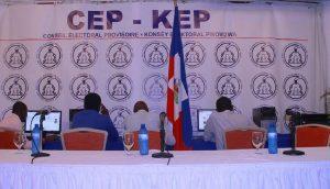 Haití inicia formación de nuevo Consejo Electoral Provisional