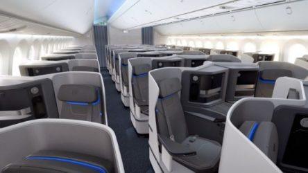 Air Europa usa modernos Boeing 787 unen a Madrid con América