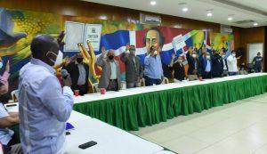 Fuerza del Pueblo juramenta vicesecretarios Desarrollo Rural