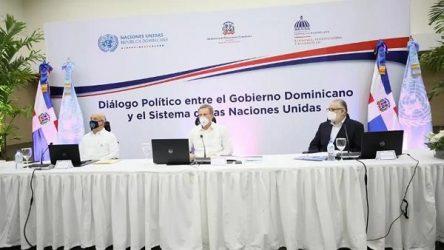 RD y el Sistema de las Naciones Unidas efectúan diálogo político