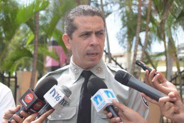 Designan a Diego Pesqueira como vocero de la Policía Nacional
