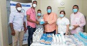 Gobierno impacta San Cristóbal con donación medicamentos