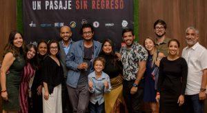 Estrenan cortometraje Un Pasaje sin Regreso, en Santo Domingo