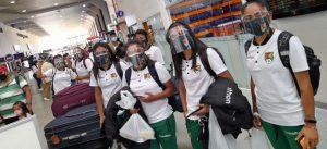 Dominicana y Bolivia se enfrentan en amistoso de fútbol femenino