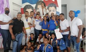 SFM: Asociación de Judo Provincia Duarte gana torneo invitacional