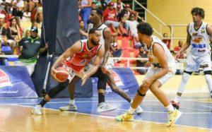 José Horacio Rodríguez y el San Sebastián ganan en basket Moca