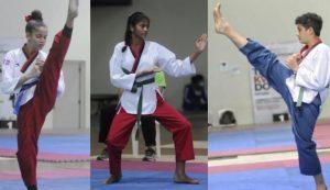Inauguran Campeonato Nacional de Taekwondo con 350 atletas