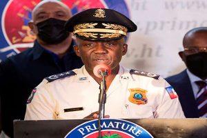 Haití cambia de jefe de Policía en plena ola de violencia