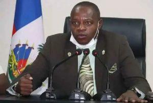 Exministro Haití ve complicidad entre bandas y autoridades