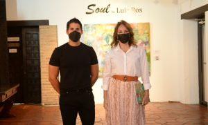 """El artista Luis Ros presenta su primera exposición """"Soul"""" desde este 19"""
