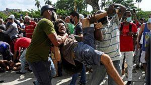 CUBA: Piden a la ONU medidas para proteger a manifestantes