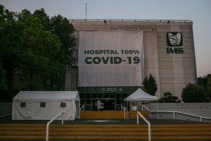 México está casi libre en estos momentos del coronavirus