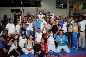 Monte Plata conquista el Torneo Nacionalde Tae Kwon Do 2021