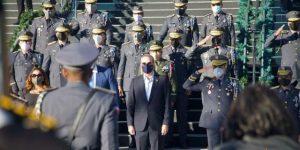 Presidente pone en retiro a 25 miembros PN; incluye 7 generales