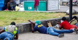 HAITI: Pandillas interrumpieron homenaje padre independentista