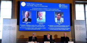 Nobel Física para la comprensión sistemas complejos como el clima