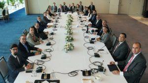 VENEZUELA: Fijan para el 17 de octubre cuarta ronda de diálogo