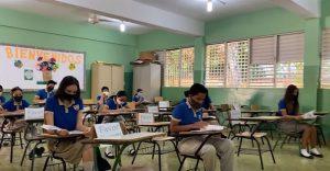 Ministerio Salud: 103 maestros y 67 alumnos positivo a COVID-19