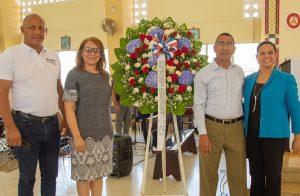 Celebran 20 aniversario creación municipio Santo Domingo Norte