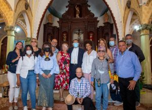La provincia San Juan recibe a delegación de cronistas de arte