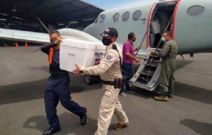 Llega a Costa Rica donación de la RD de vacunas contra la Covid-19