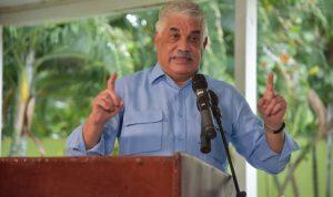 Presidente del PRD opuesto a una eventual reformaconstitucional
