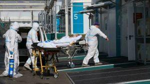 RUSIA: Notifican cifras récord de contagios y muertes por Covid-19