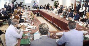 VEA AQUÍ : Tercera ronda diálogo en el Consejo Económico y Social
